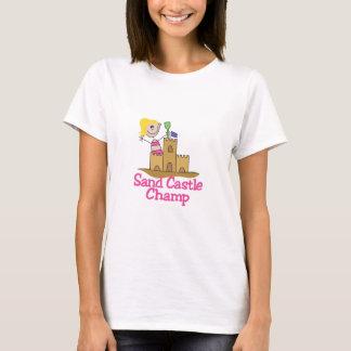 Sand Castle Champ T-Shirt