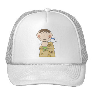 Sand Castle King Tshirts and Gifts Trucker Hat