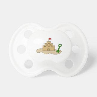 Sand Castle Pacifier