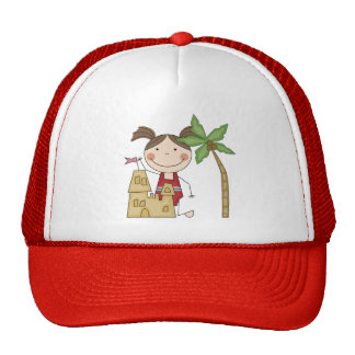 Sand Castle Queen Tshirts and Gifts Trucker Hat