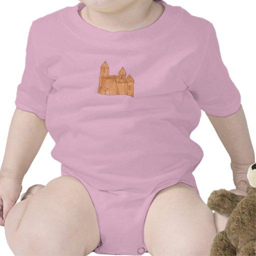 Sand Castle T-Shirts & Apparel