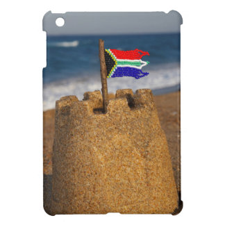 Sand Castle With South African Flag, Umhlanga Case For The iPad Mini