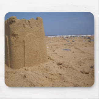 Sand Catle Mouse Pads