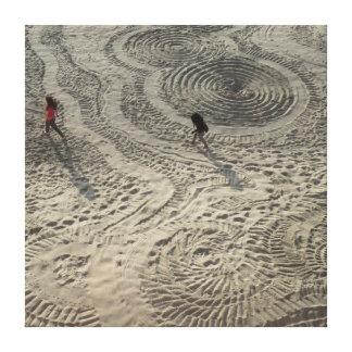Sand Circle Canvas #3