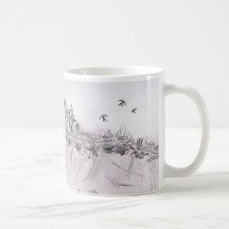 Sand Cliff Coffee Mug