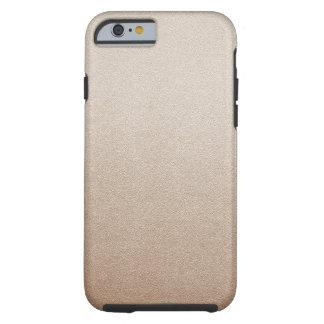 Sand Color Glitter Sand Visual Texture Ombre Light Tough iPhone 6 Case
