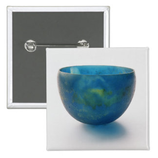 Sand-core glass bowl found in the Bernardini tomb Pins