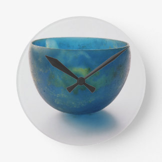 Sand-core glass bowl found in the Bernardini tomb Round Clock
