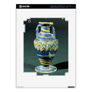 Sand-core glass unguent flask (amphoriskos) from P Skin For iPad 3
