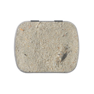 Sand Crab Jelly Belly Tin