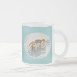 Sand Crab Coffee Mug