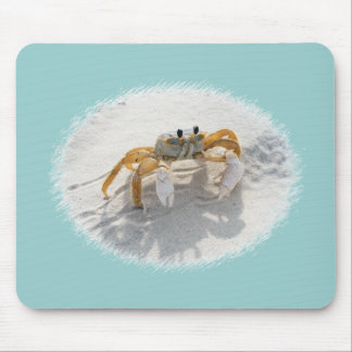 Sand Crab Computers Mouse Pad