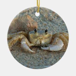 Sand Crab Ornaments