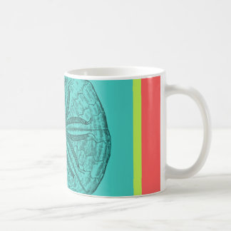 Sand Dollar Art Coffee Mug