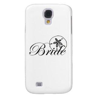 Sand Dollar Bride Galaxy S4 Cover