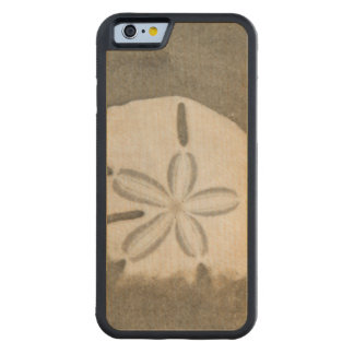 Sand dollar (Echinarachnius parma) Carved® Maple iPhone 6 Bumper