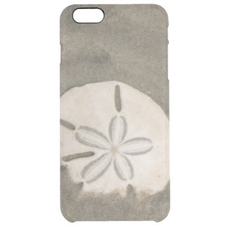 Sand dollar (Echinarachnius parma) Clear iPhone 6 Plus Case