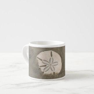Sand dollar (Echinarachnius parma) Espresso Cup