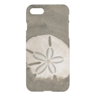 Sand dollar (Echinarachnius parma) iPhone 7 Case