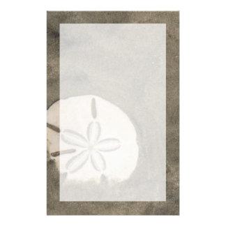 Sand dollar (Echinarachnius parma) Stationery