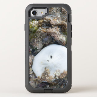 Sand Dollar in the Fiji Reef at Low Tide OtterBox Defender iPhone 7 Case