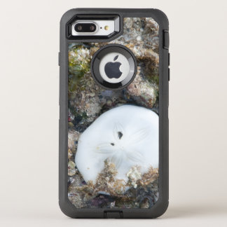 Sand Dollar in the Fiji Reef at Low Tide OtterBox Defender iPhone 7 Plus Case