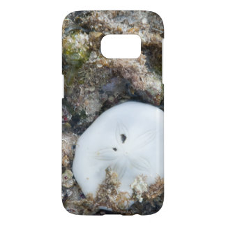 Sand Dollar in the Fiji Reef at Low Tide Samsung Galaxy S7 Case