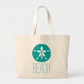 Sand Dollar Jumbo Tote Bag