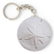 Sand Dollar Keychain by SRF