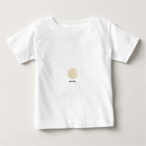 Sand Dollar Logo T Shirt
