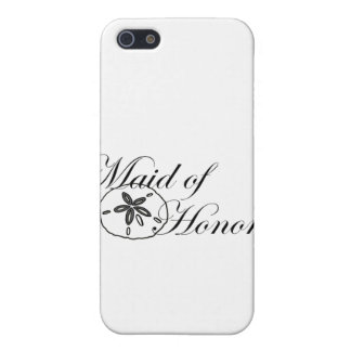 Sand Dollar Made of Honor iPhone SE/5/5s Cover