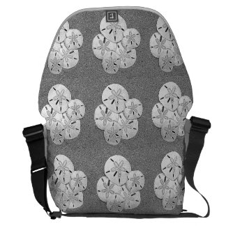 sand dollar messenger bag