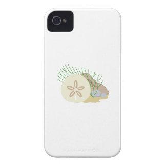 SAND DOLLAR ON OCEAN FLO Case-Mate iPhone 4 CASE