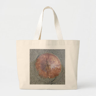 Sand Dollar on Unalaska Island Bags