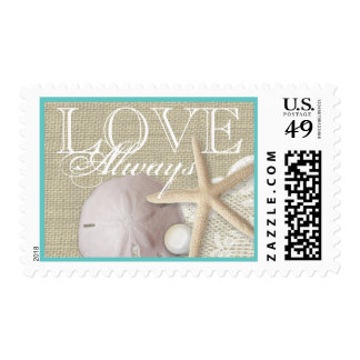 Sand Dollar, Pearl and Starfish Postage