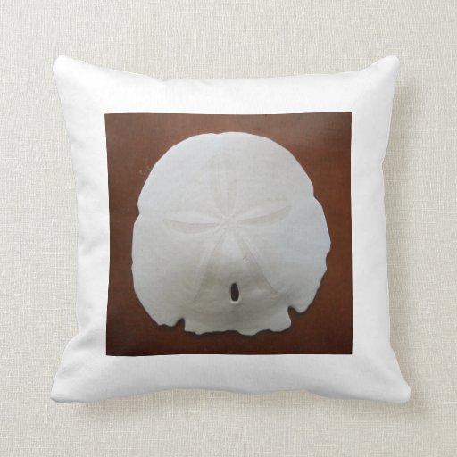 Sand Dollar Pillow