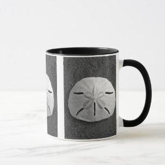 Sand Dollar Seashell Sand Beach Mug