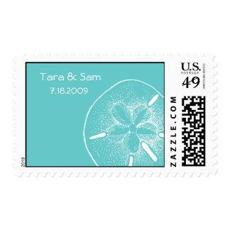 Sand Dollar Stamp