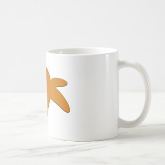 Sand Dollar Sugar Starfish Coffee Mug