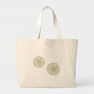 Sand Dollars Tote Bags