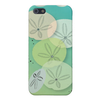 Sand dollars iphone case