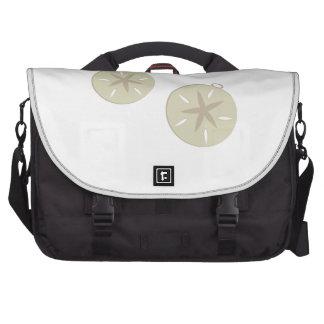 Sand Dollars Laptop Bag