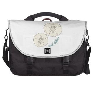Sand Dollars Laptop Messenger Bag