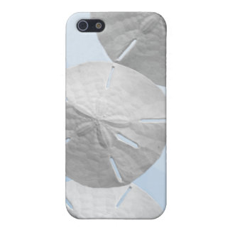 Sand Dollars on Blue Cases For iPhone 5