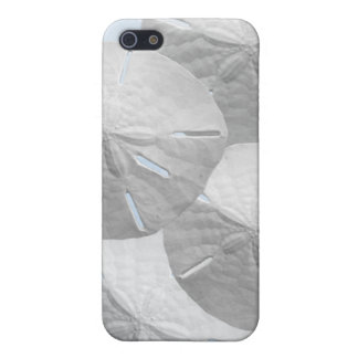 Sand Dollars on Blue iPhone 5/5S Covers