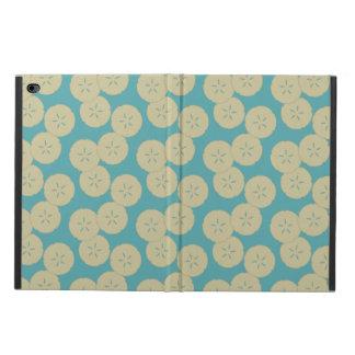 Sand Dollars Pattern gold teal iPad Air Powis iPad Air 2 Case