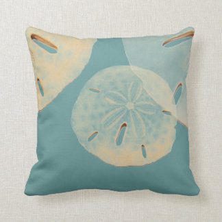 Sand Dollars Pillows