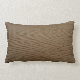 Sand Dune-Abstract by Shirley Taylor Lumbar Pillow