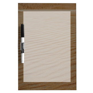 Sand Dune-Abstract Dry Erase Board