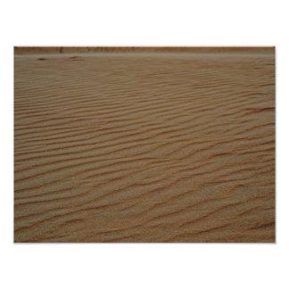 Sand Dune-Abstract Photo Print